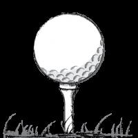 Ball on Tee Perfect Golf Swing 200x200