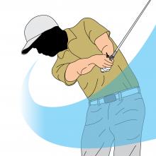 Golf Swing Feel Swing Basic image