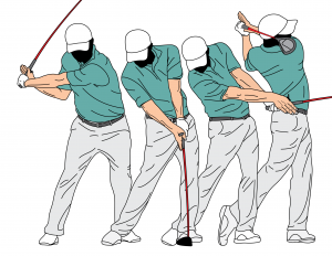 Natural Golf Swing Motion Simple Smooth Effortless Swing