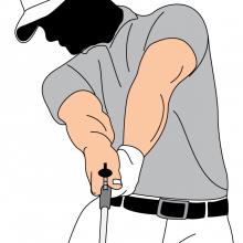 Golf Release Swing Speed image