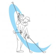 Swing Plane Illustration